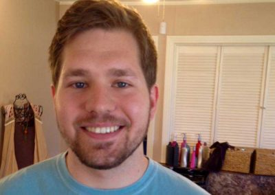 Mens hair styling by The Cottage Salon Coppell